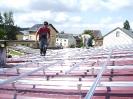 Montage PV-Anlage, Unterkonstruktion